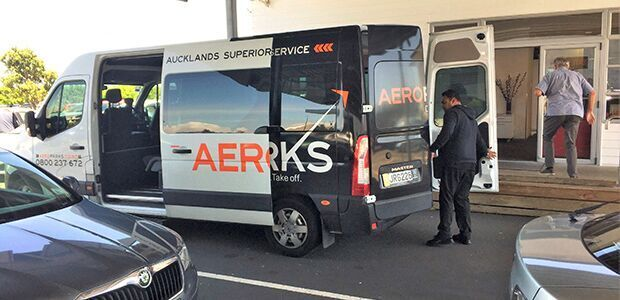 Auckland Airport Parking - From $5 per day
